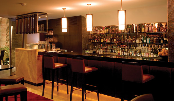 The Richardson Hotel & Spa: The Bar