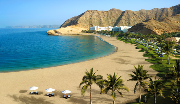 Muscat Hotels Near Beach