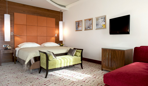 Hotel Monte Mulini: Executive Room