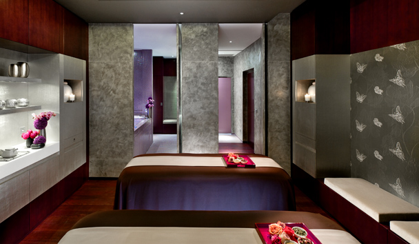 Mandarin Oriental, Paris: Spa