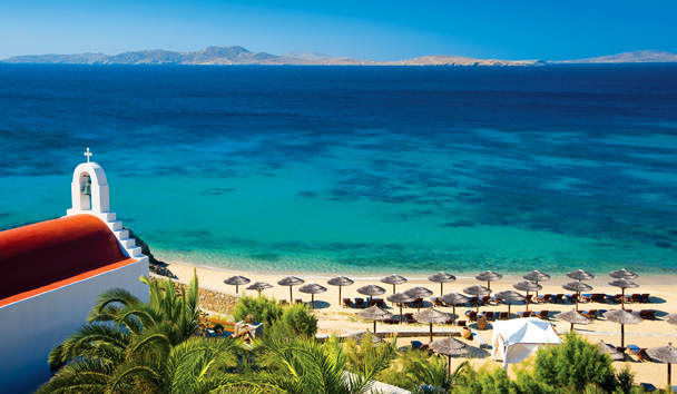 Mykonos Grand Hotel & Resort: Ayios Yiannis Beach