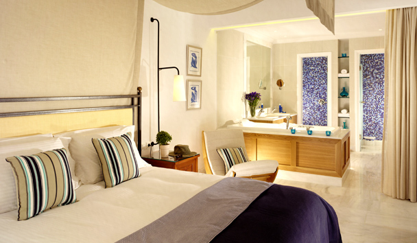 Mykonos Grand Hotel & Resort: Suite