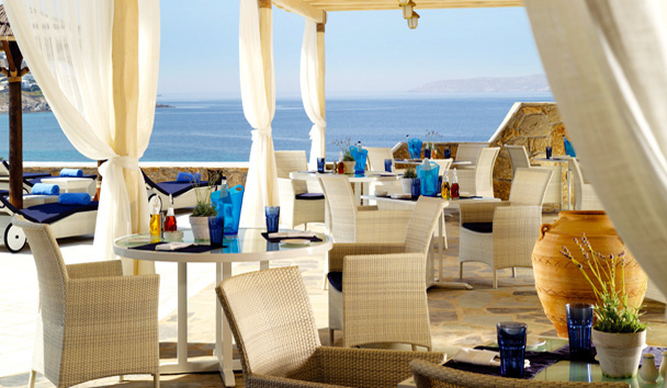 Mykonos Grand Hotel & Resort: Aqua & Sole