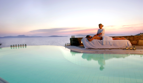 Mykonos Grand Hotel & Resort: Althea Spa Centre