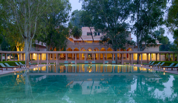 Amanbagh: Outdoor Pool