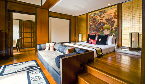 Banyan Tree Phuket: Pool Villa Bedroom