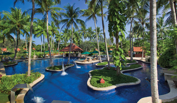 Banyan Tree Phuket: Exterior Swimming Pool