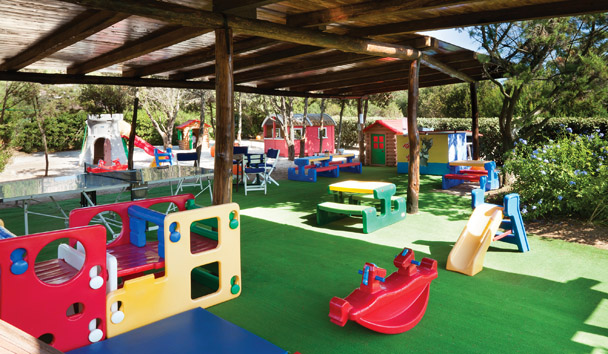 Hotel Cala di Volpe: Toy Club