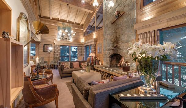 luxury skiing in france elegant resorts. Black Bedroom Furniture Sets. Home Design Ideas