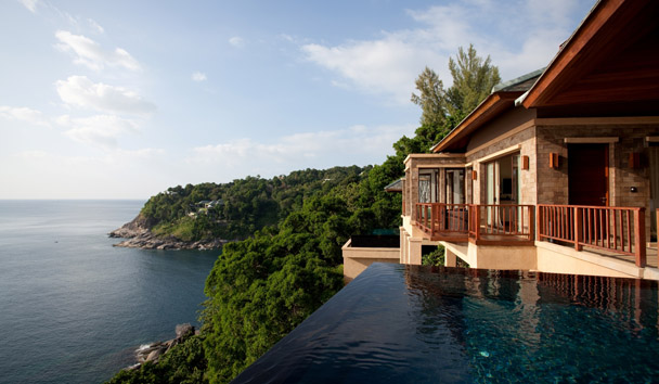Paresa: Cliff Pool Villa