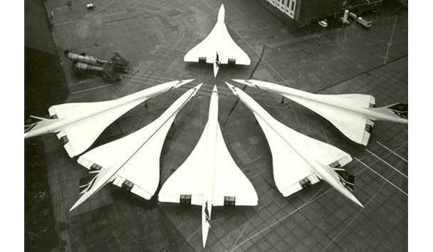 Concorde (Image credit: British Airways Speedbird Centre)