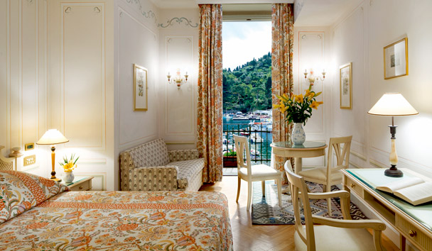 Belmond Splendido Mare, Portofino: Junior Suite with Sea View
