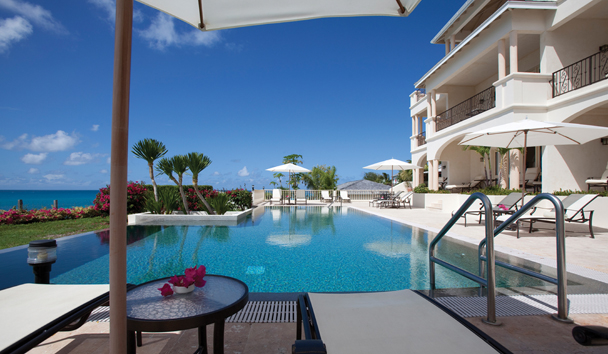 The Cove Suites at Blue Waters: Outdoor Pool