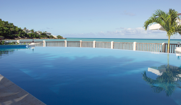 The Cove Suites at Blue Waters: The Beach Pool
