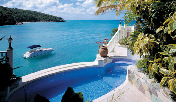 Blue Waters: Private Plunge Pool