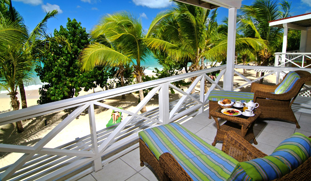 Premium Suite Balcony, Galley Bay