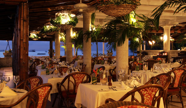 Coral Reef Club: The Restaurant