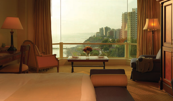 Belmond Miraflores Park: Ocean View Junior Suite