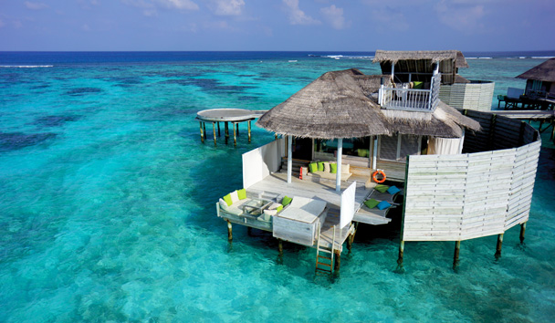 Six Senses Laamu: Laamu Water Villa
