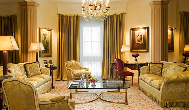 Alvear Palace Hotel: Executive Presidential Suite