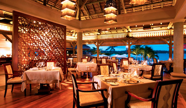 Constance Prince Maurice: Archipel Restaurant