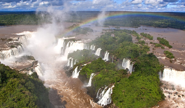 Sheraton Iguazu Resort & Spa: Nearby Iguazu Falls