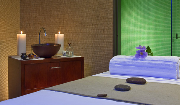 Sheraton Iguazu Resort & Spa: SEDA Spa Massage Cabin