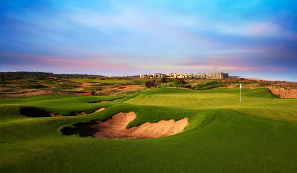 Mazagan Beach & Golf Resort: Mazagan Golf Course