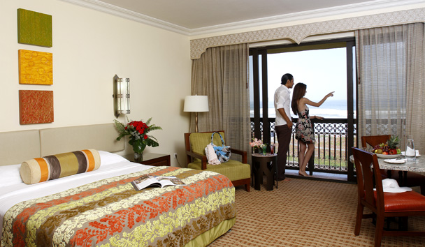 Mazagan Beach & Golf Resort: Deluxe King Prime Ocean View Room