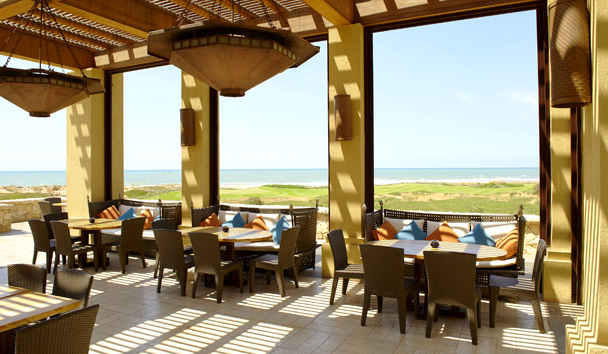 Mazagan Beach & Golf Resort: Club House Restaurant