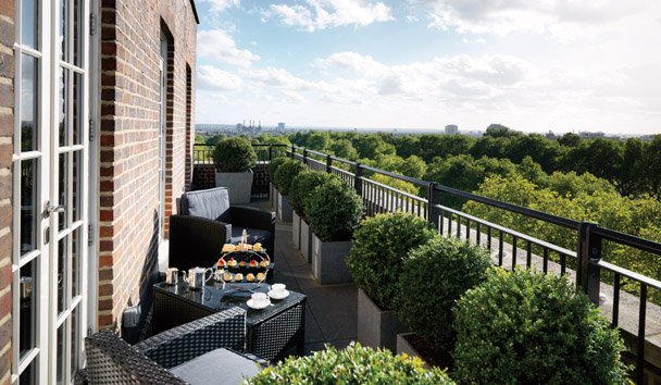 Grosvenor House Apartments by Jumeirah Living: Knightsbridge Penthouse
