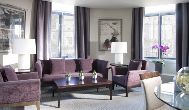 One Aldwych: Executive Suite