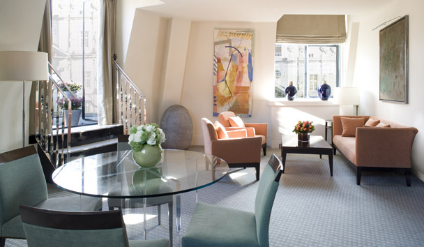 One Aldwych: Deluxe Suite