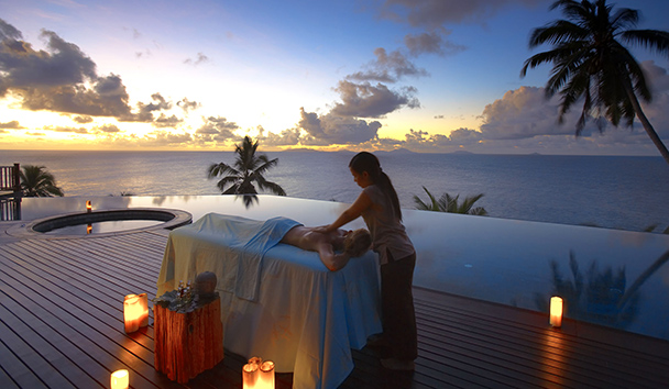 Fregate Island Private: The Rock Spa