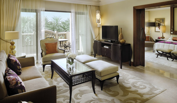 One&Only Royal Mirage, The Palace: Gold Club Suite
