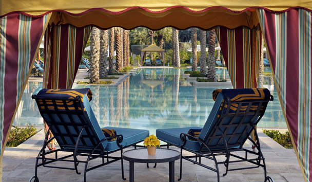 One&Only Royal Mirage, The Palace: Grand Pool Cabana
