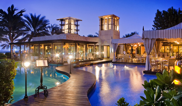 One&Only Royal Mirage Arabian Court exterior