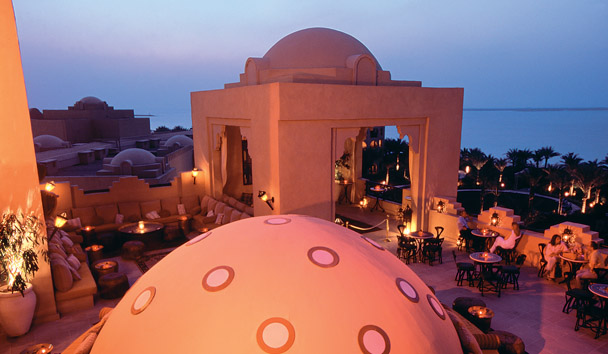 One&Only Royal Mirage, Arabian Court: Rooftop Terrace