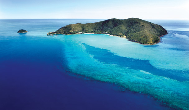 One&Only Hayman Island: Aerial View
