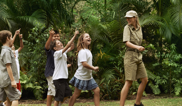 One&Only Hayman Island: KidsOnly Guided Tour