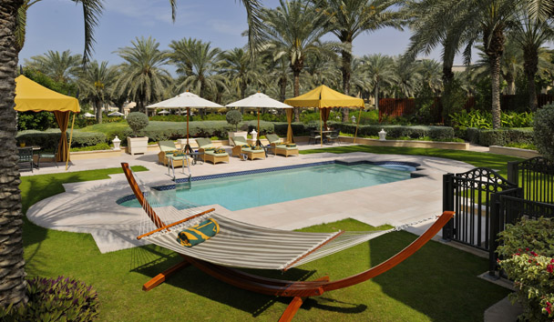One&Only Royal Mirage, Residence & Spa: Garden Villa