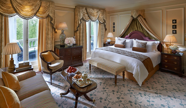 Mandarin Oriental Hyde Park, London: Hyde Park Junior Suite