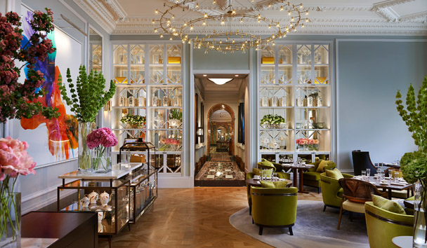 Mandarin Oriental Hyde Park, London: The Rosebery