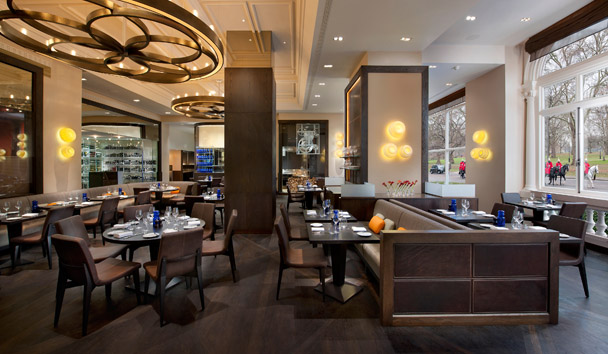 Mandarin Oriental Hyde Park, London: Dinner by Heston Blumenthal