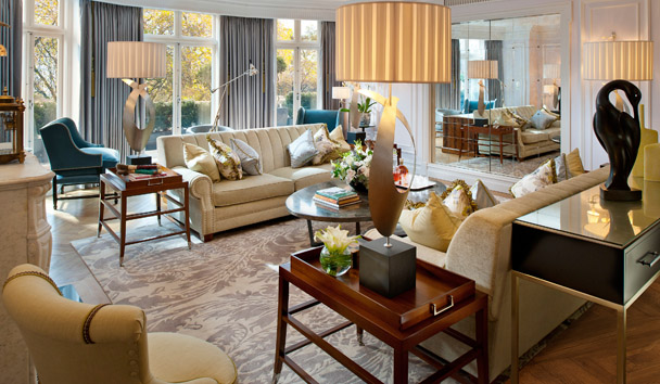 Mandarin Oriental Hyde Park, London: The Royal Suite