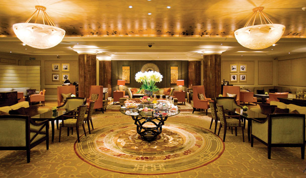 Jumeirah Carlton Tower: Chinoiserie
