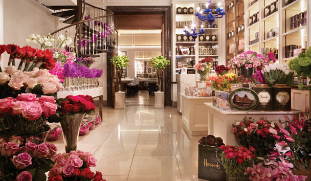 Corinthia Hotel London: Harrods Shop & Florist