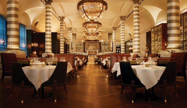 Corinthia Hotel London: Massimo Restaurant & Bar