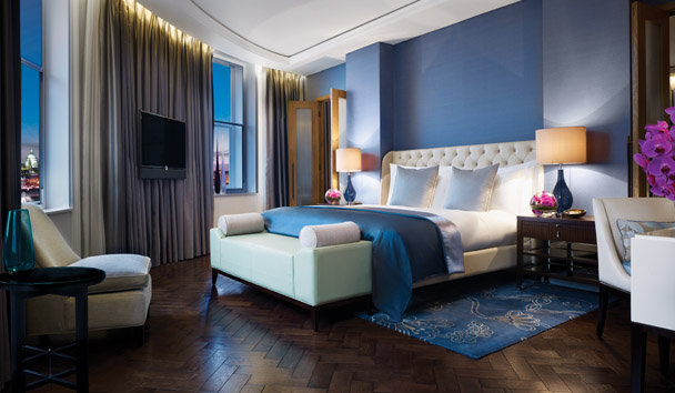 Corinthia Hotel London: River Suite