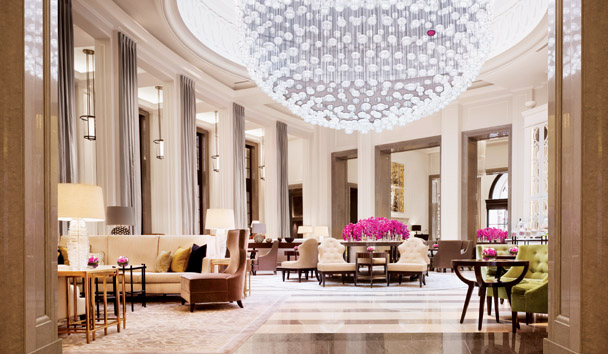 Corinthia Hotel London: The Lobby Lounge